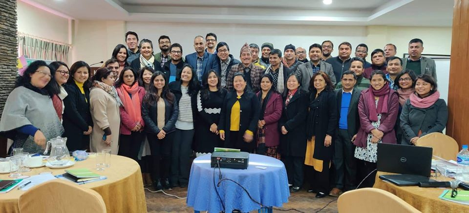 AIN Health Working Group conducted Health Orientation workshop on 27 December 2019.